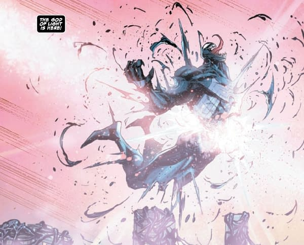 The Latest Hero To Wield Mjolnir (King In Black Spoilers)