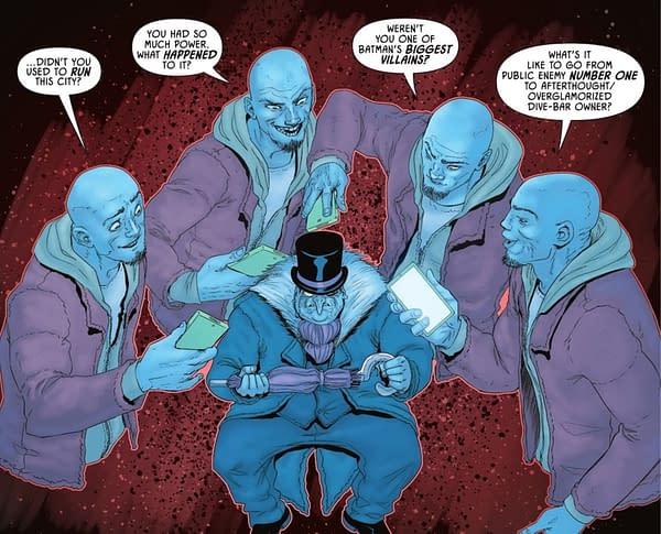 Making The Penguin Formidable Again (Detective Comics)