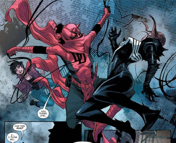 Daredevil #26 by Chip Zdarsky, Mike Hawthorne and Marco Checchetto