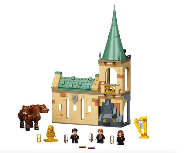 LEGO Returns Harry Potter Fans to Year 1 With New Anniversary Sets