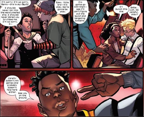 Hellfire Gala X-Men