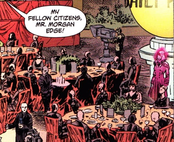 The Final Thirteen Appearances Of The Strange Woman Of The DC Universe