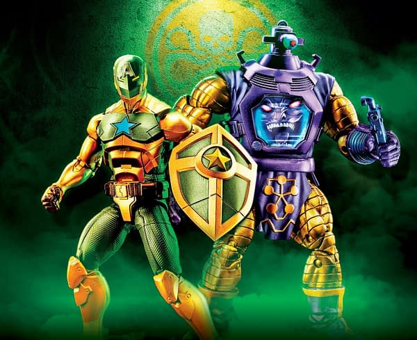 Marvel Legends Series 6-inch Supreme Leader & Arnim Zola 2-Pack
