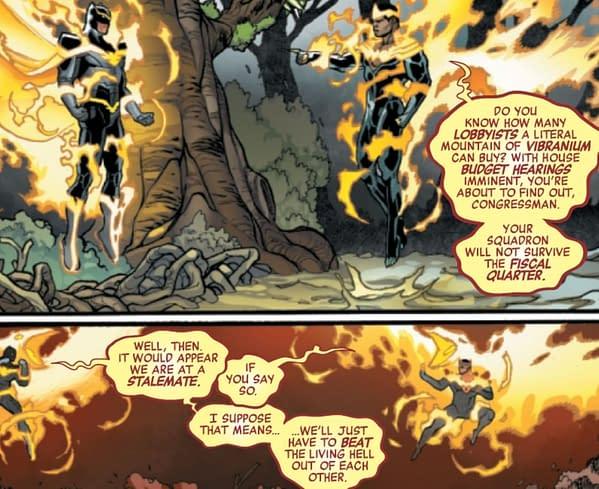 Howard The Phoenix In Today's Avengers