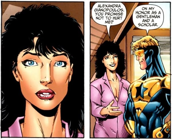 The Return Of The Mysterious Missing JLI Woman