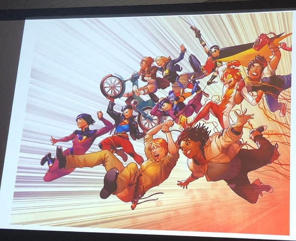 Brian Bendis Launches Wonder Comics With Ginny Hex, The Great-Great-Granddaughter of Jonah