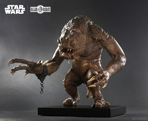 Star Wars Rancor Prop Coming Soon from Regal Robot