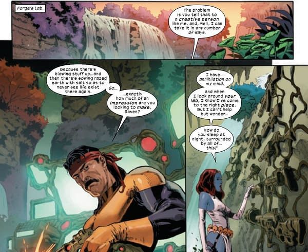 The Next Big X-Men Crossover Event Revealed Today, And Why (Spoilers)