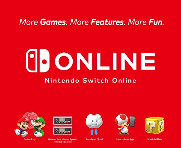 Nintendo Releases Full Details of Online Service After Launch