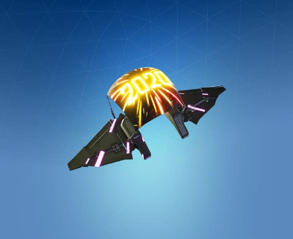 """Epic Games Gives """"Fortnite"""" Players Some 2020 Celebration Gear"""