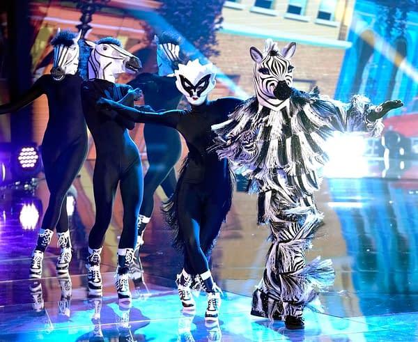 masked dancer