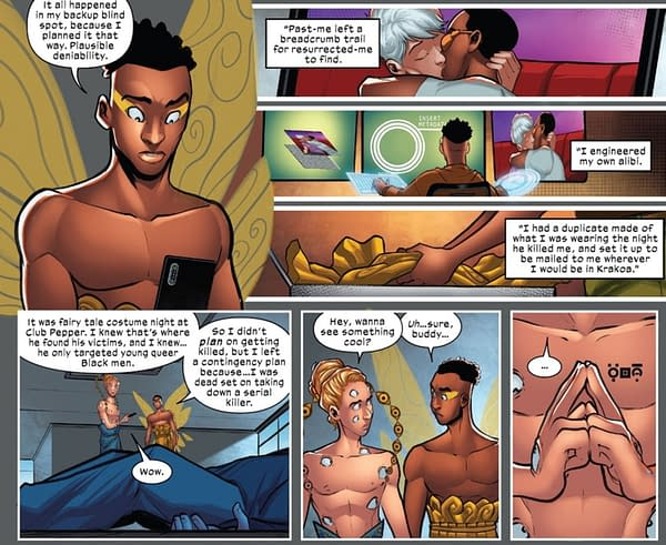 Leah Williams On X-Factor #10 Being Cancelled, Then Rewritten