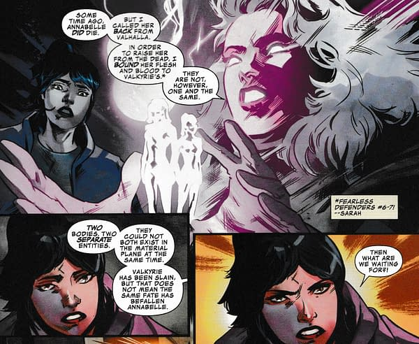 The War Report - War Of The Realms is Doing Game Of Thrones Season 7 Again For You (Spoilers)