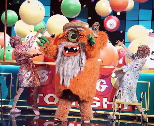 The Masked Singer Season 5 Welcomes Porcupine & Seashell Masks