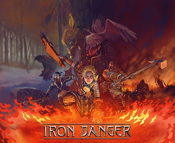 """Daedalic Entertainment Will Release""""Iron Danger"""" On March 25th"""