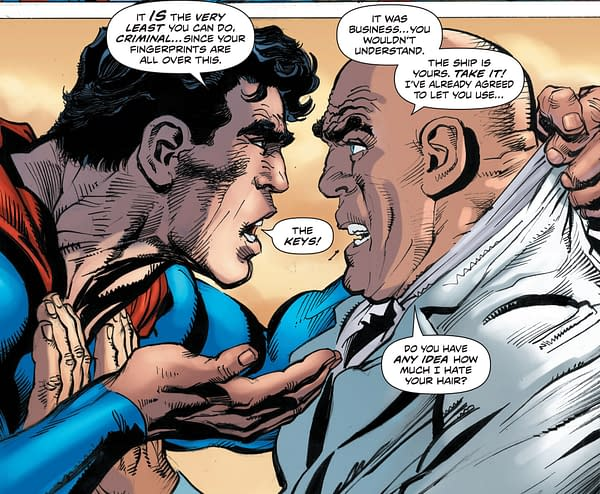 Superman - The Coming of the Supermen (2016-) 003-006