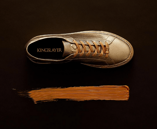 Game Of Thrones Jaime Lannister-Themed Sneakers From KOIO