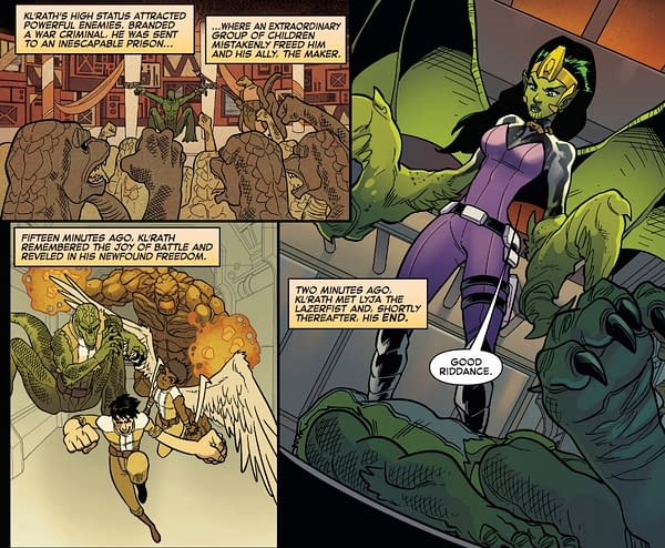 Just How Many Makers Does the Marvel Universe Have, Anyway? Future Foundation #4 [Spoilers]