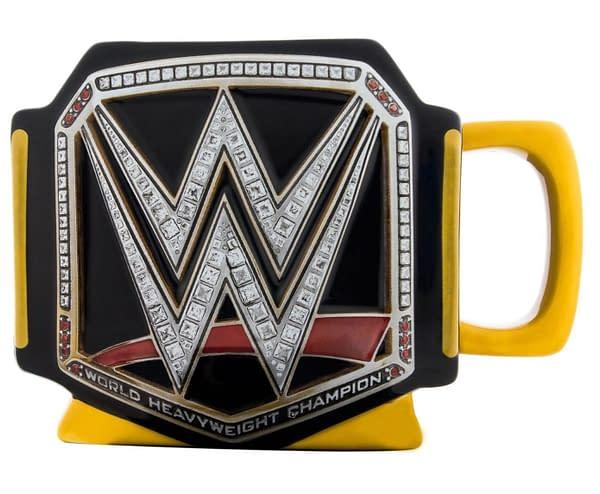 WrestleMania mug to get you ready for WrestleMania