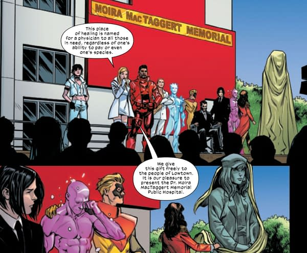 Krakoan Road Trips To Madripoor & Tokyo - Cable #8 and Marauders #18
