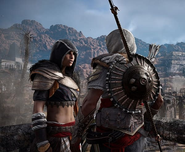 Ubisoft Releases A Launch Trailer For Assassin's Creed: Origins DLC