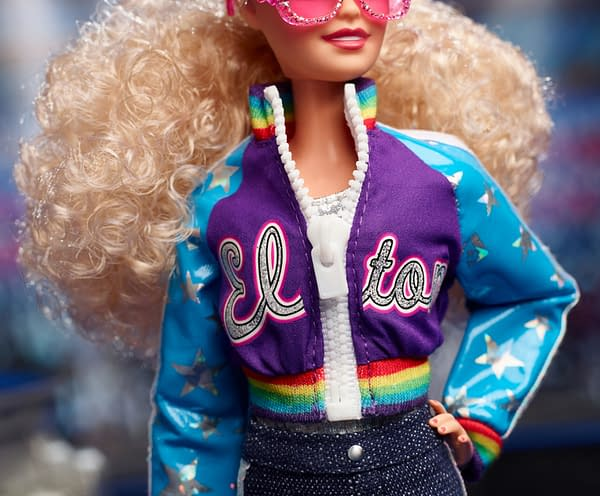 Elton John and Barbie Unite for New Limited Edition Figure
