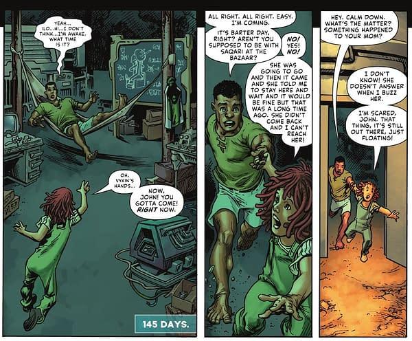 Batman #109 & Green Lantern #3 Both Getting Closer To Future State…