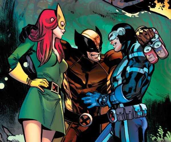 The Truth About Wolverine, Cyclops, Jean Grey, and Emma Frost