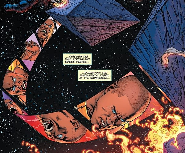 How Black Adam Of The 853rd Century May Affect DC Infinite Frontier