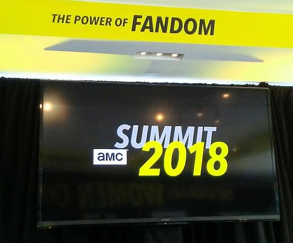 "AMC Showcases ""Kick-Ass Women,"" Better Call Saul, and More at Fandom Summit"