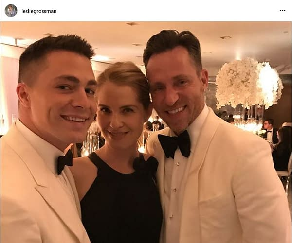 American Horror Story: Cult's Colton Haynes Is Married!