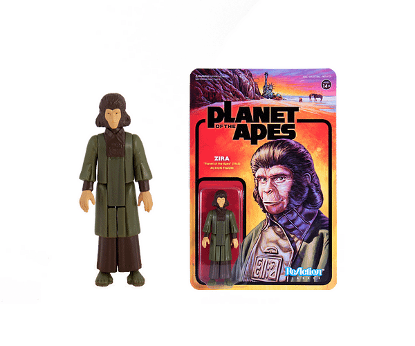 Planet of the Apes ReAction Figures Coming From Super7