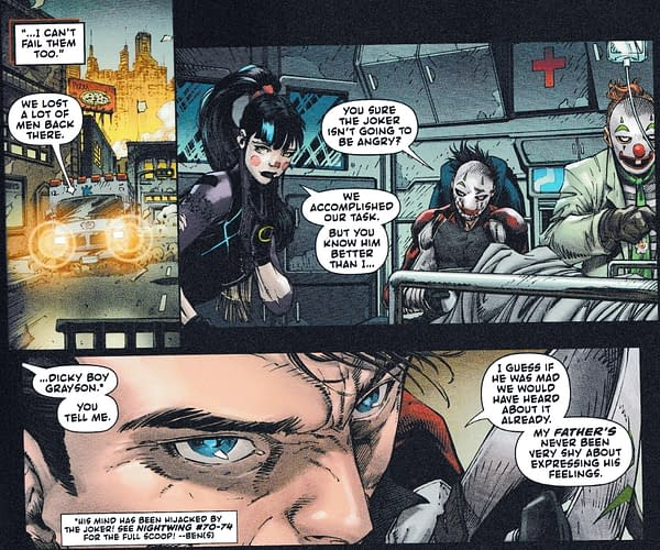 Will Batgirl Be Oracle Again? The Continuity Of Joker War (Spoilers)