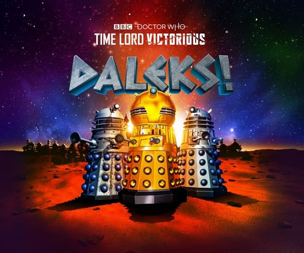 BBC Launches A New Doctor Who Daleks Animated Series With Joe Sugg
