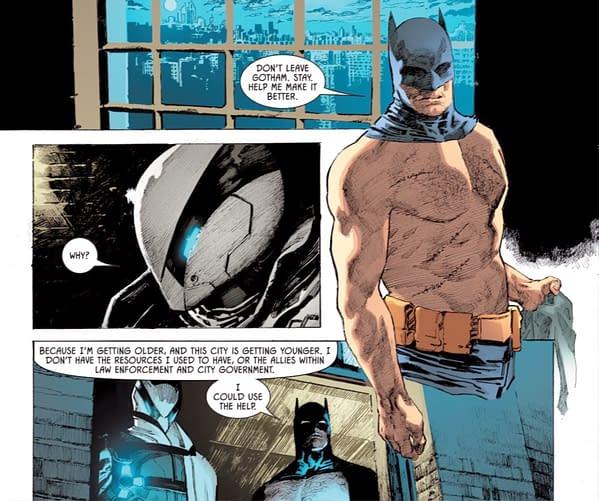 Batman Fanservice Tops Bleeding Cool Bestseller List - 20/12/2020
