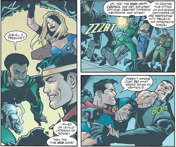 DC's Black Superman Movie Sees eBay Sales Explodes