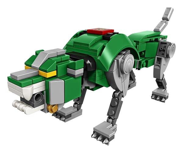 LEGO Ideas Voltron Set 13