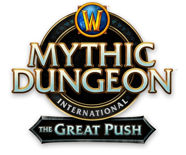 The Great Push is World Of Warcraft Mythic Dungeon Invitational's Spring event. Courtesy of Blizzard Entertainment.
