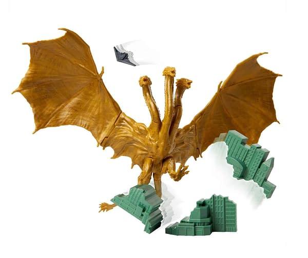 Godzilla King of the Monsters Jakks 4