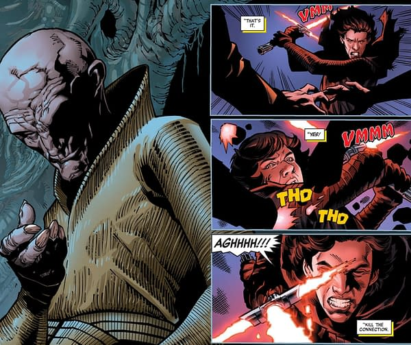 When Snoke Did His Best Impersonation Of Yoda – Star Wars: Age of Resistance: Supreme Leader Snoke Spoilers