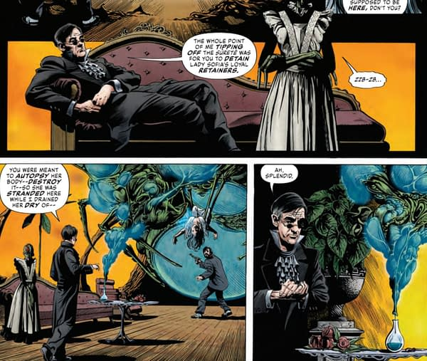 The Right Honourable Joseph Rees-Mogg, MP, In This Week's 2000AD?