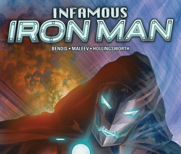 Infamous Iron Man #11 Review: I Saw Mommy Kissing Mr. Fantastic