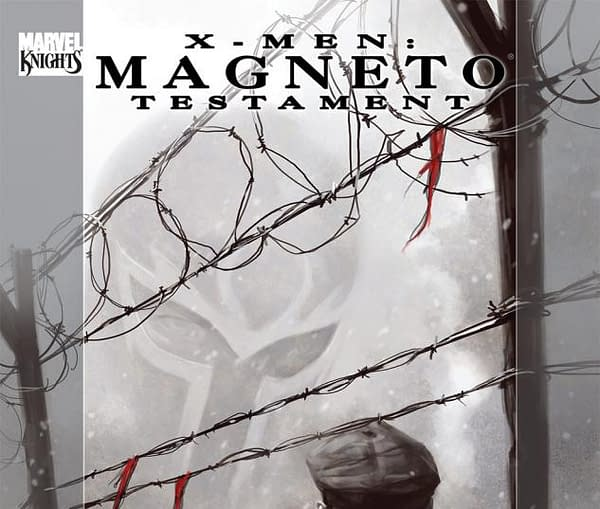 Josh's Throwback Corner – X-Men: The Magneto Testament