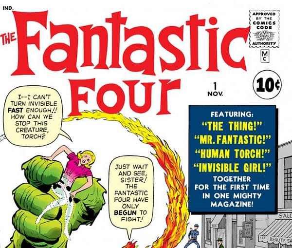 So How Much Do the Terrifics Want to Be like the Fantastic Four?