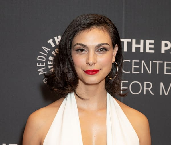 Morena Baccarin Editorial credit: lev radin / Shutterstock.com