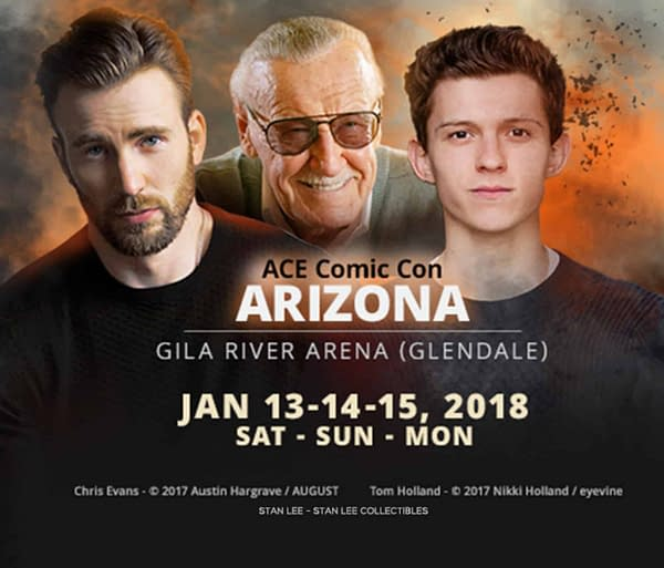 Stan Lee To Cameo At Shamus Bros' ACE Comic Con In Arizona This January