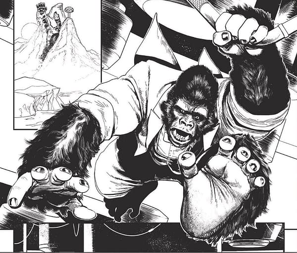 Will the Avengers Get a Bear or a Gorilla as Their Next Member for #700?