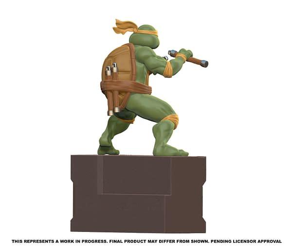 TMNT Gets PCS Collectibles Statue That Are Cowabunga Dudes!