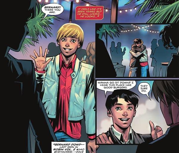 Zealots, Robins And New Villains in Batman