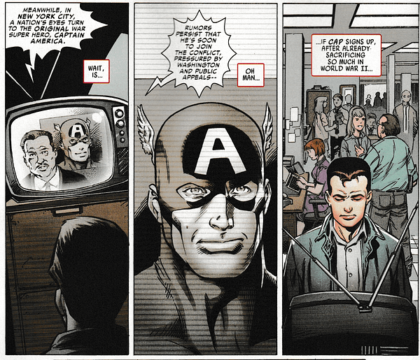 Would Superheroes Be Drafted in the Vietnam War? Tomorrow's Spider-Man: Life Story #1 Asks the Question (Spoilers)